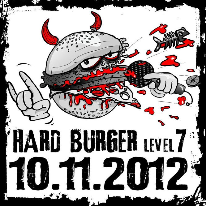 Detail akce Hard Burger level 7