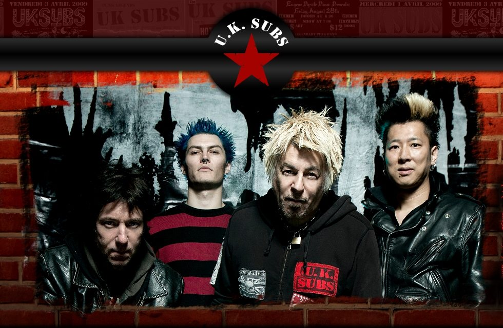 Detail akce UK SUBS (UK), TV SMITH (UK), ZATREST
