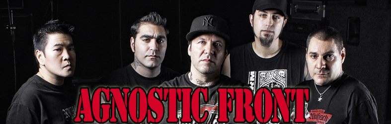 Agnostic Front, Deaf1-Cult-0 + support