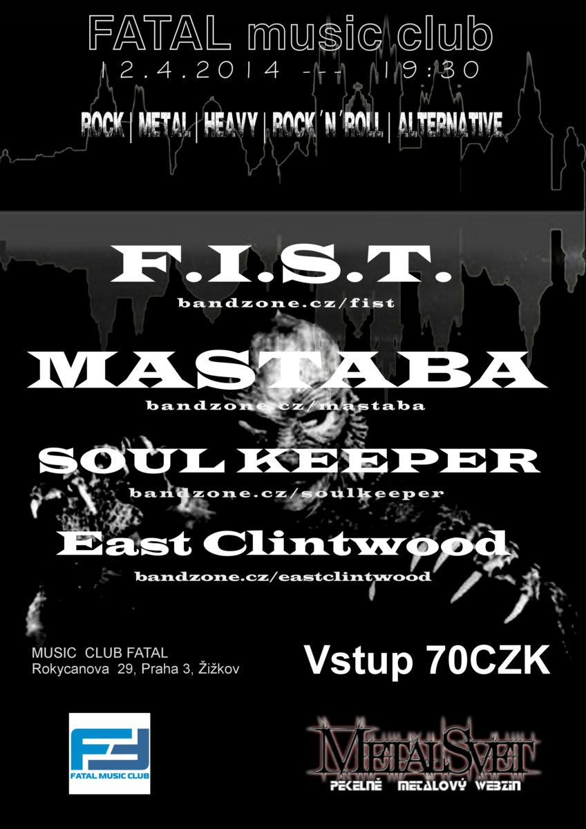 Detail akce F.I.S.T. , MASTABA, Soul Keeper, East Clintwood
