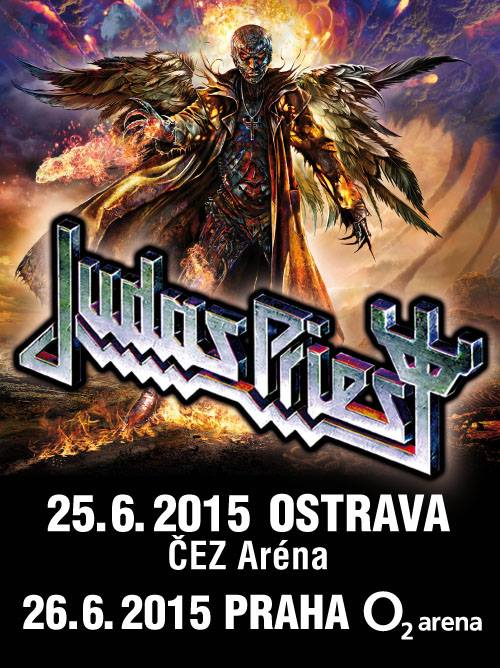 Detail akce Judas Priest – Redeemer of Souls tour 2015