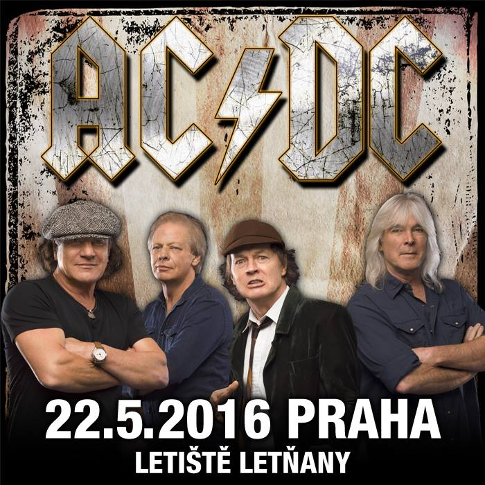 Detail akce AC/DC – Rock Or Bust tour 2016