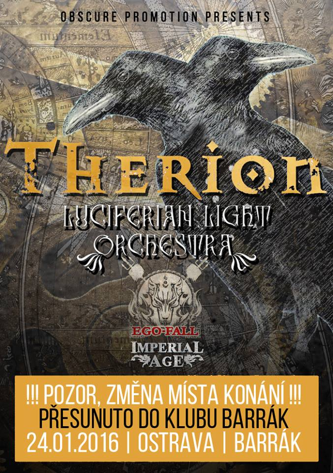 Therion – Ostrava