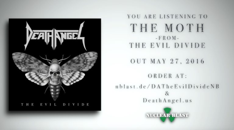 Death Angel – the Moth