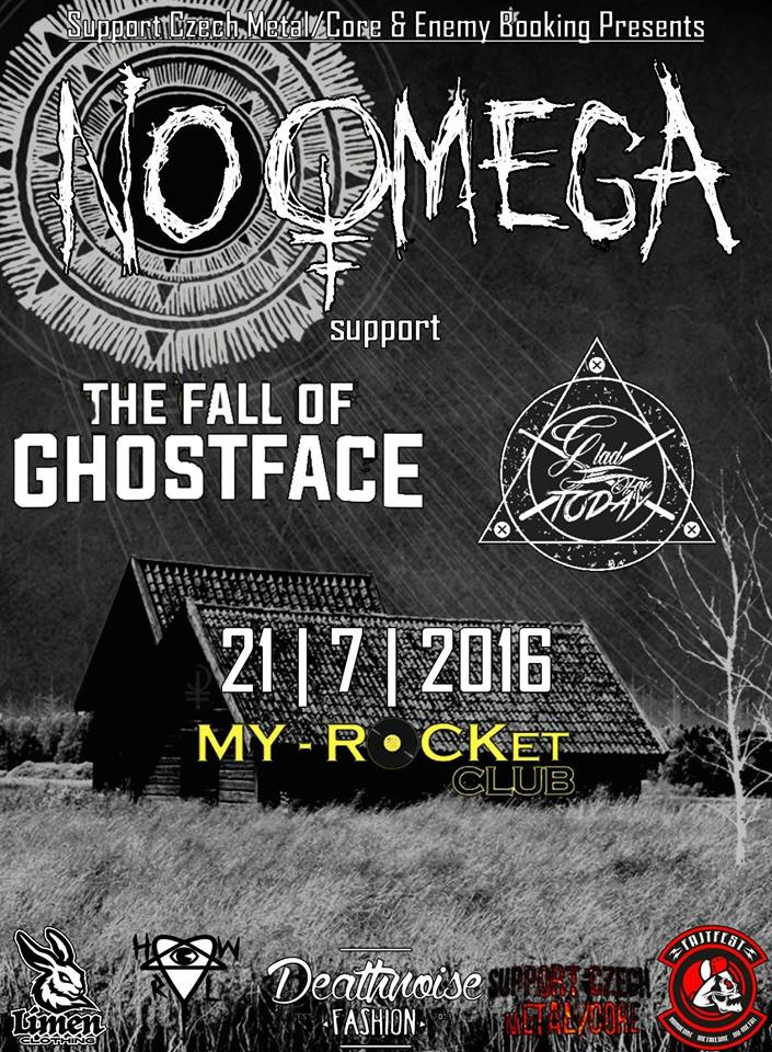 No Omega, The Fall Of Ghostface, Glad For Today, Dolores