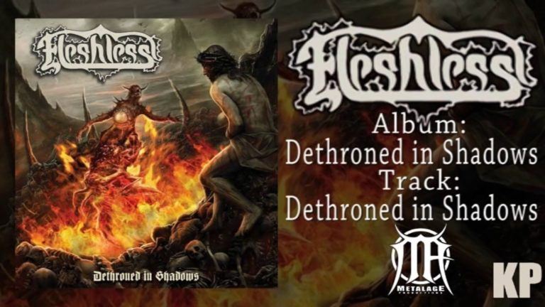 Fleshless – Dethroned in Shadows