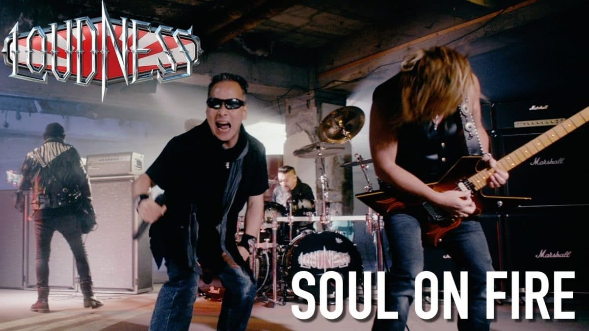 Loudness – Soul on Fire